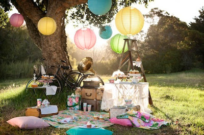 Picnic birthday party